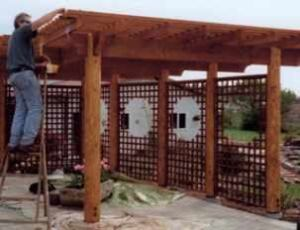 Framing A Pergola Professional Deck Builder Outdoor