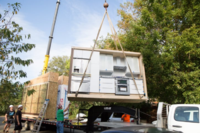 Prefab Cartridge-Built Home Honored for Its Design Smarts
