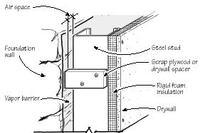Q&A: Steel Stud Striping on Drywall
