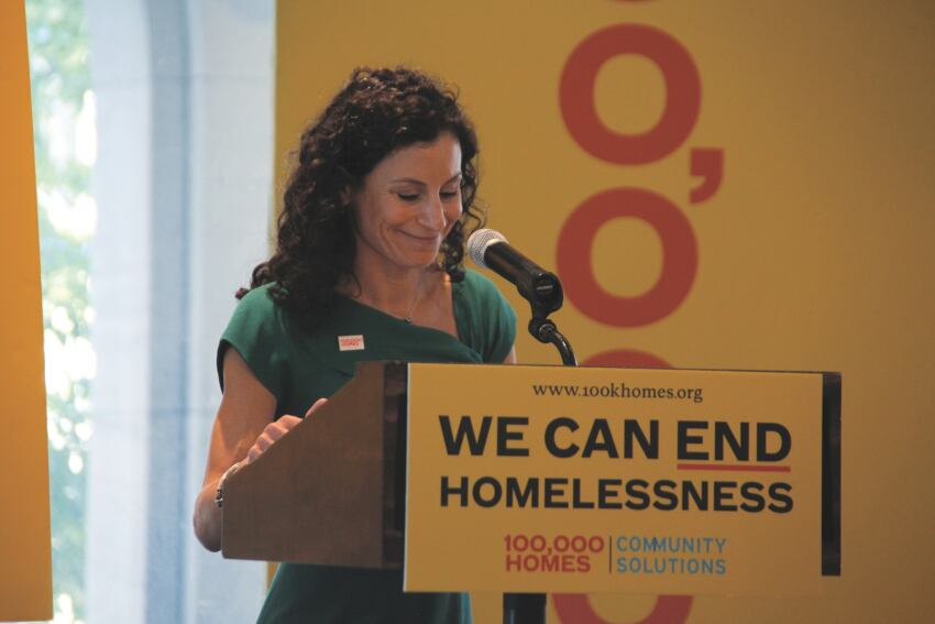 Homelessness Council's New Director Has Hope for Initiatives at All Levels