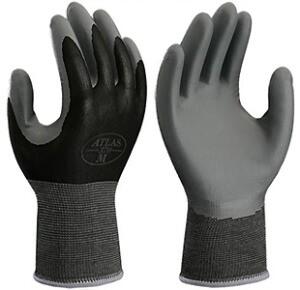 Atlas Nitrile Gardening Gloves