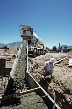 "Geneva Rock Products is the largest supplier of ready mixed concrete in the state of Utah. ""From aggregates and landscape rock materials to asphalt and concrete, we are dedicated to successfully finding the right solution for every job."""