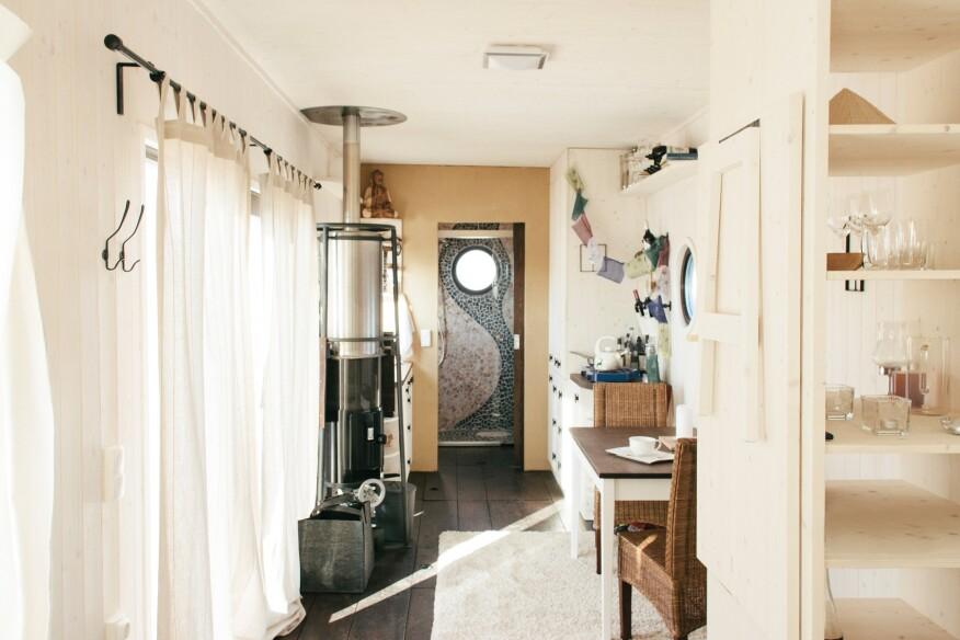 Wohnwagon Tiny Home