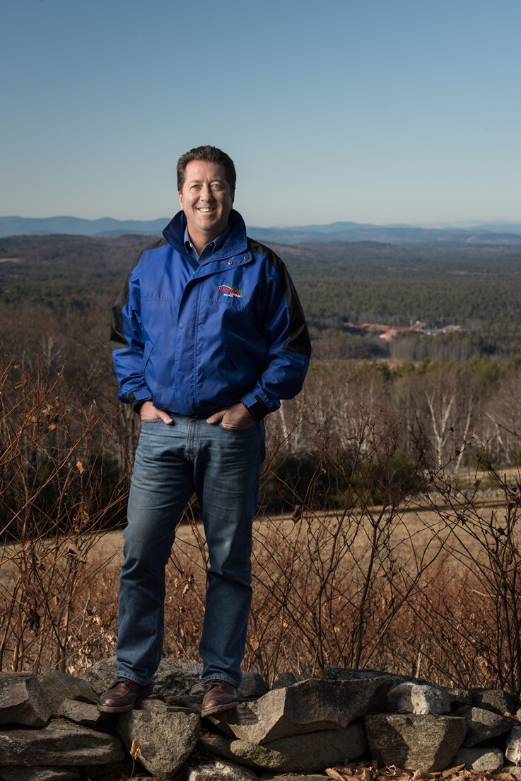 Life Lessons Lead To Lbm Changes At Hancock Lumber