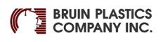 Bruin Plastics Co., Inc. Logo