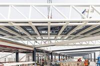 A 10,000-Square-Foot Smart-Glass Canopy for the US Pavilion at the Milan Expo