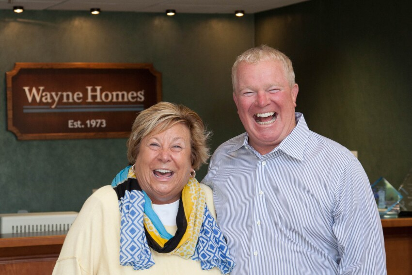 Wayne Homes' Winning Worklife
