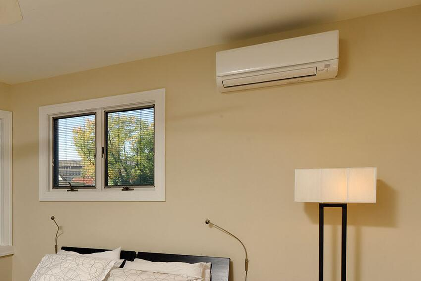 What I Like: Mitsubishi Ductless Mini-Splits