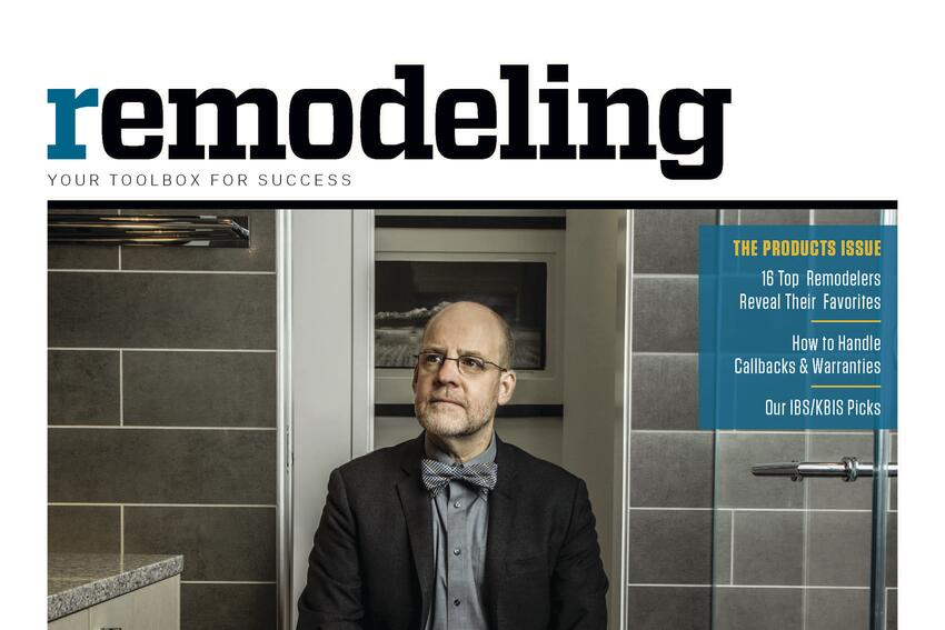 Remodeling Magazine's Fresh Face