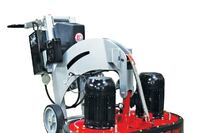 Kut-Rite Mfg. Co. Conquer Twin Floor Grinder/Polisher