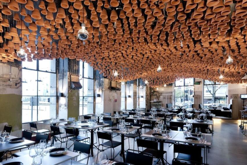 Gazi Restaurant by March Studio