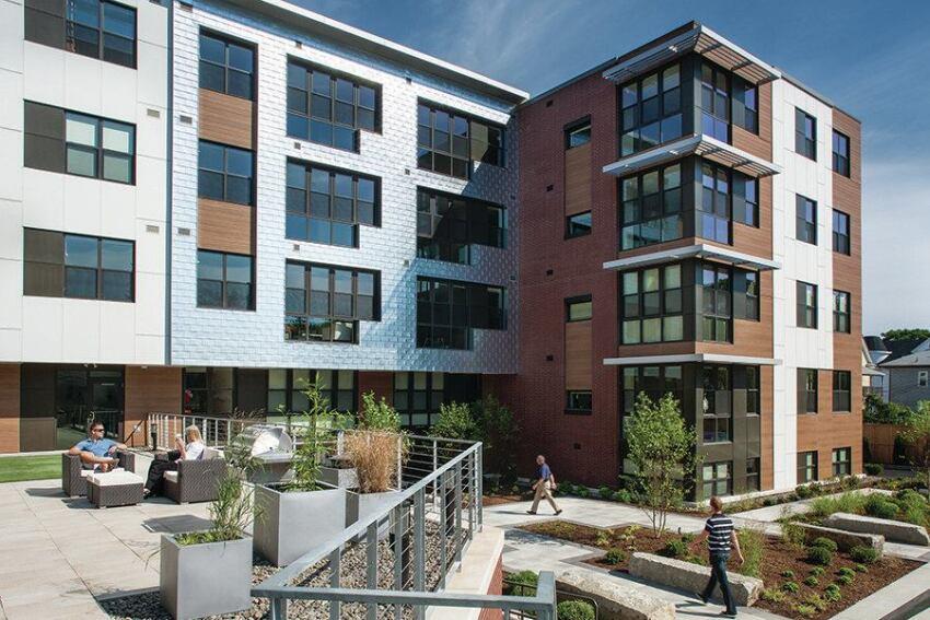 Green Housing, Merit: The Edge