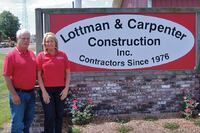 Fast and Flat Floors at Lottman & Carpenter Construction