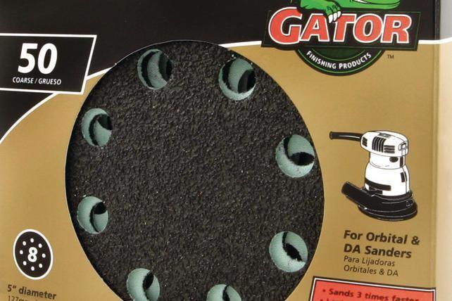 Ali Industries Gator Ultra Sandpaper