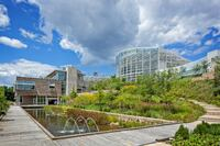 The Phipps Center for Sustainable Landscapes is the First to Obtain Well Platinum Pilot Certification