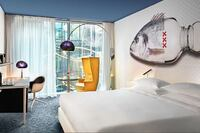 The Andaz Amsterdam Hotel Shows off Good Design Beyond Spatial Tricks
