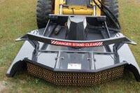 Paladin's Bradco Ground Shark brush cutter