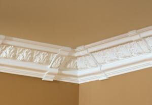 Interior trim products from carolina stair crown column for Fypon crown molding