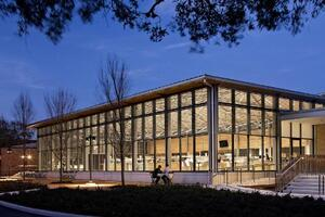 The East Servery, Rice University