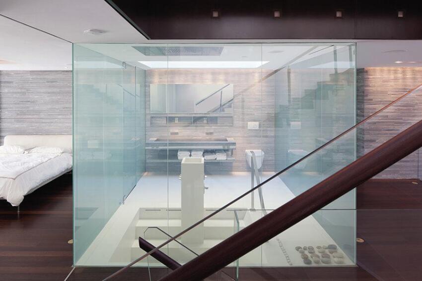 73rd Street Penthouse Bath