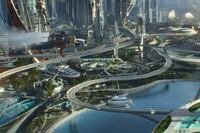 Tomorrowland and the Future of Swimming