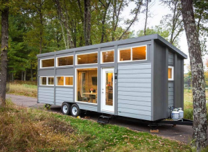 Escape Homes' Prairie-style Traveler XL