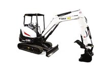 Bobcat R-Series Excavators