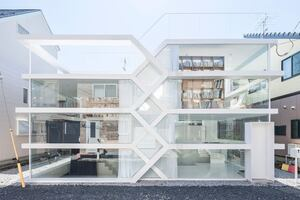 S-House, Designed by Yuusuke Karasawa Architects