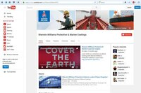 Sherwin-Williams Launches YouTube Channel for Protective and Marine Coatings