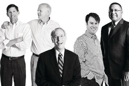 2012 America's Best Builders