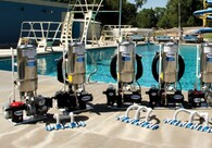Maxi-Sweep Portable Pool Vacuum Cleaners
