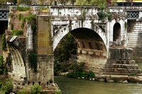Masonry Masterpiece: Ponte Rotto in Rome