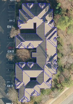 Aerial Roof Estimating Fast And Accurate Replacement