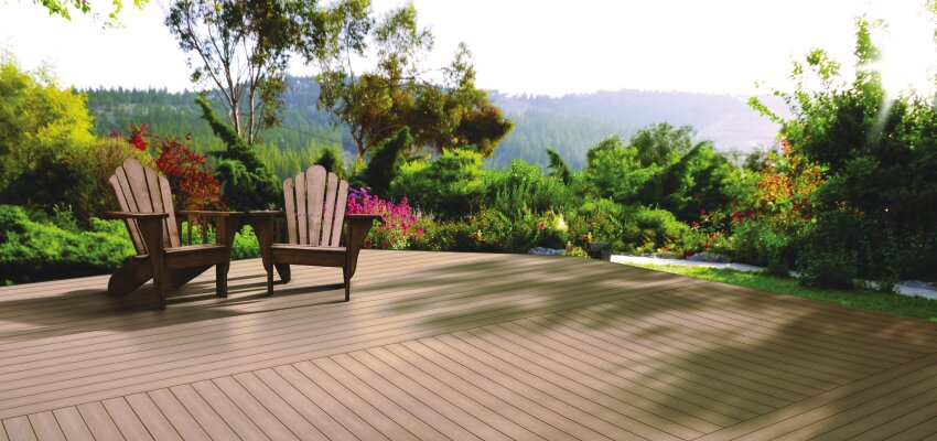 Royal Outdoor Products Novation Decking