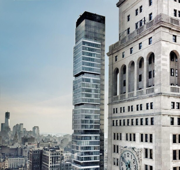 One Madison New York one madison | architect magazine | cetraruddy, new york, residence