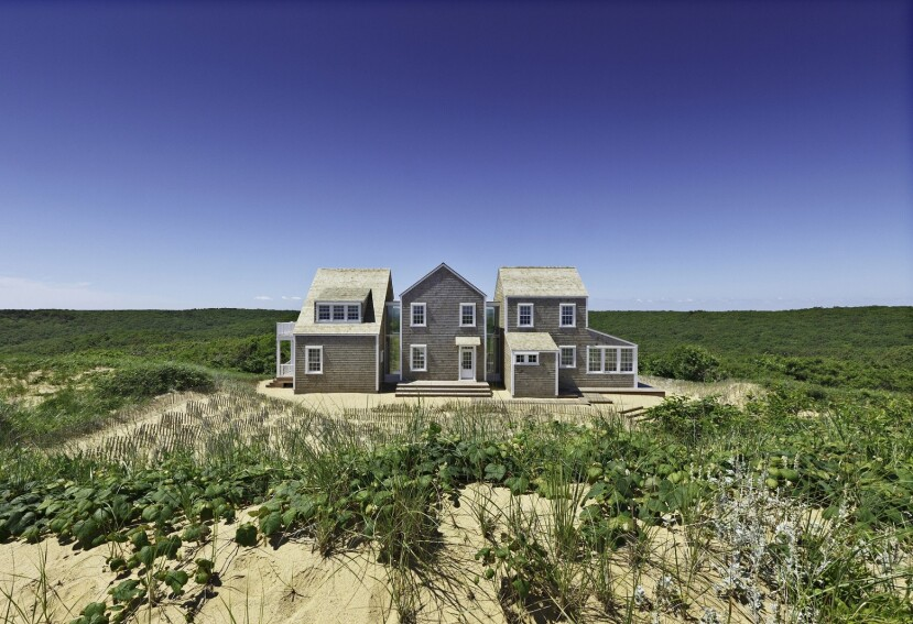 A Coastal Cottage, Built the Modern Way