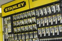 Stanley Works, Black and Decker To Merge