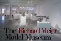Richard Meier Model Museum, Now Open in Jersey City