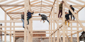 Assemble, an architecture collective, frames the conversation.