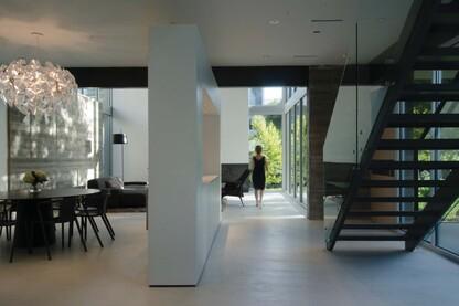 Tripartite House