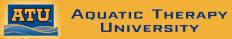 Aquatic Therapy University Logo