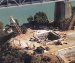 Precooling Mass Concrete