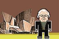 Architect Creates 8Bit Pixelated Renderings of Great Architecture and Architects