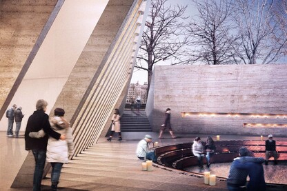National Holocaust Memorial and Learning Centre ( John McAslan + Partners and MASS Design Group)
