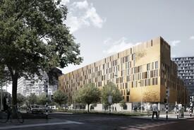 University of Applied Sciences Utrecht Educational Facility