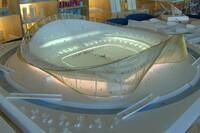 What Bjarke Ingels' D.C. Football Stadium Could Look Like