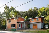 Modern Home in Raleigh Overcomes Historic Preservation Challenge