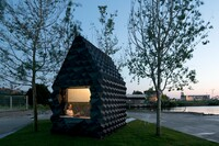This Micro Home was 3D-Printed in Amsterdam