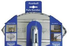 Diamond Wall Football Pole Sander