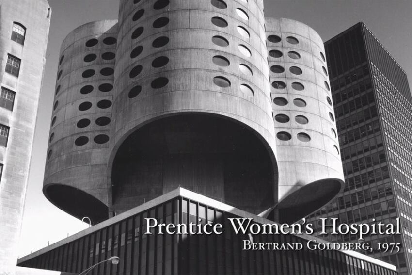 A Eulogy to Bertrand Goldberg's Prentice Women's Hospital